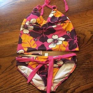 Limited Too tankini